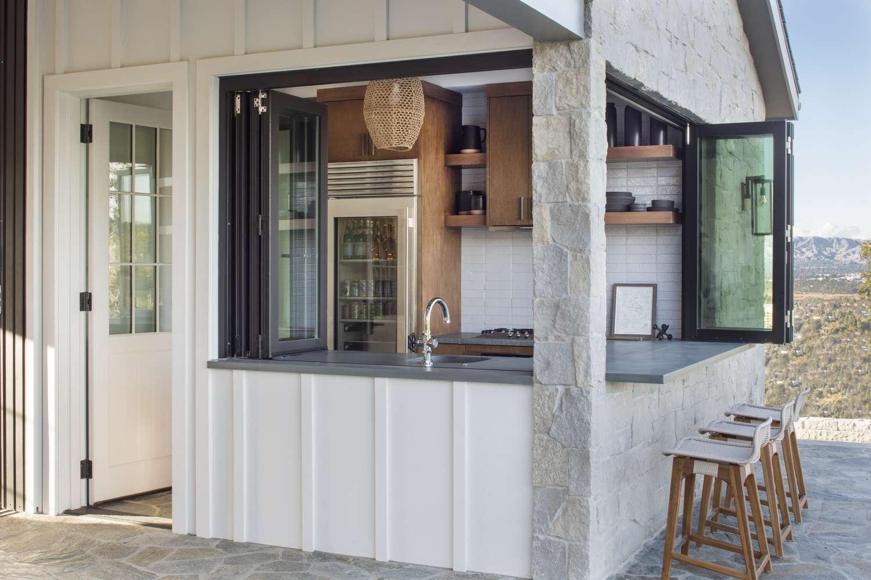 9 Small Outdoor Kitchen Ideas