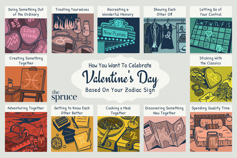 How You Want to Celebrate Valentine's Day