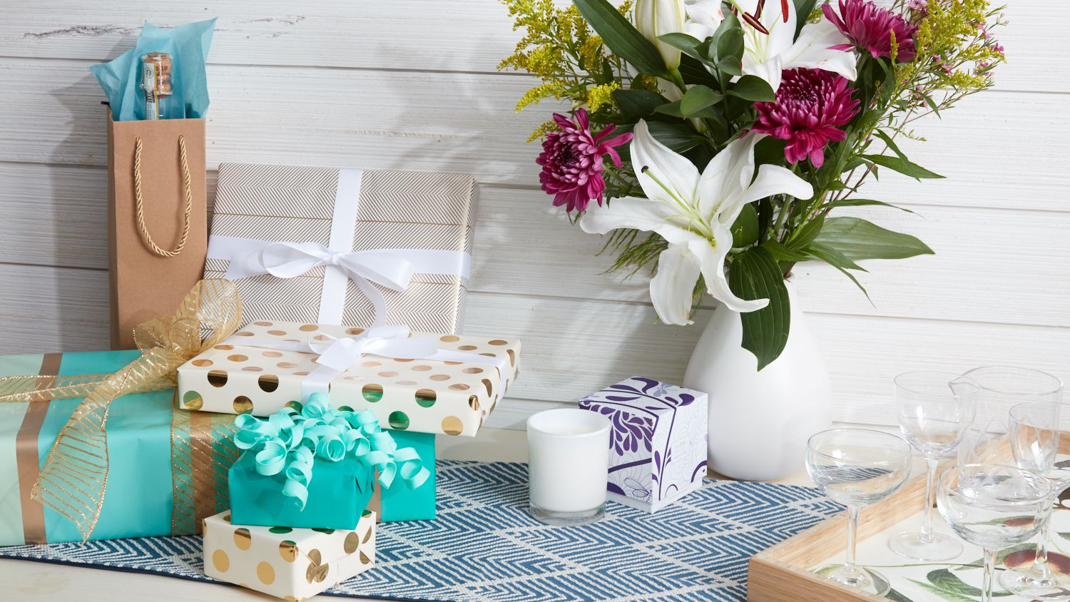 How To Give A Proper Gift To A Host Or Hostess