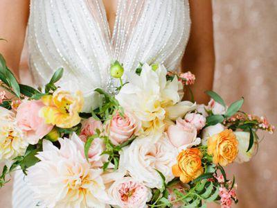 Seasonal Summer Wedding Flowers