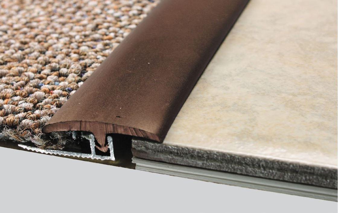 Carpet To Ceramic Tile M D Transition Strip