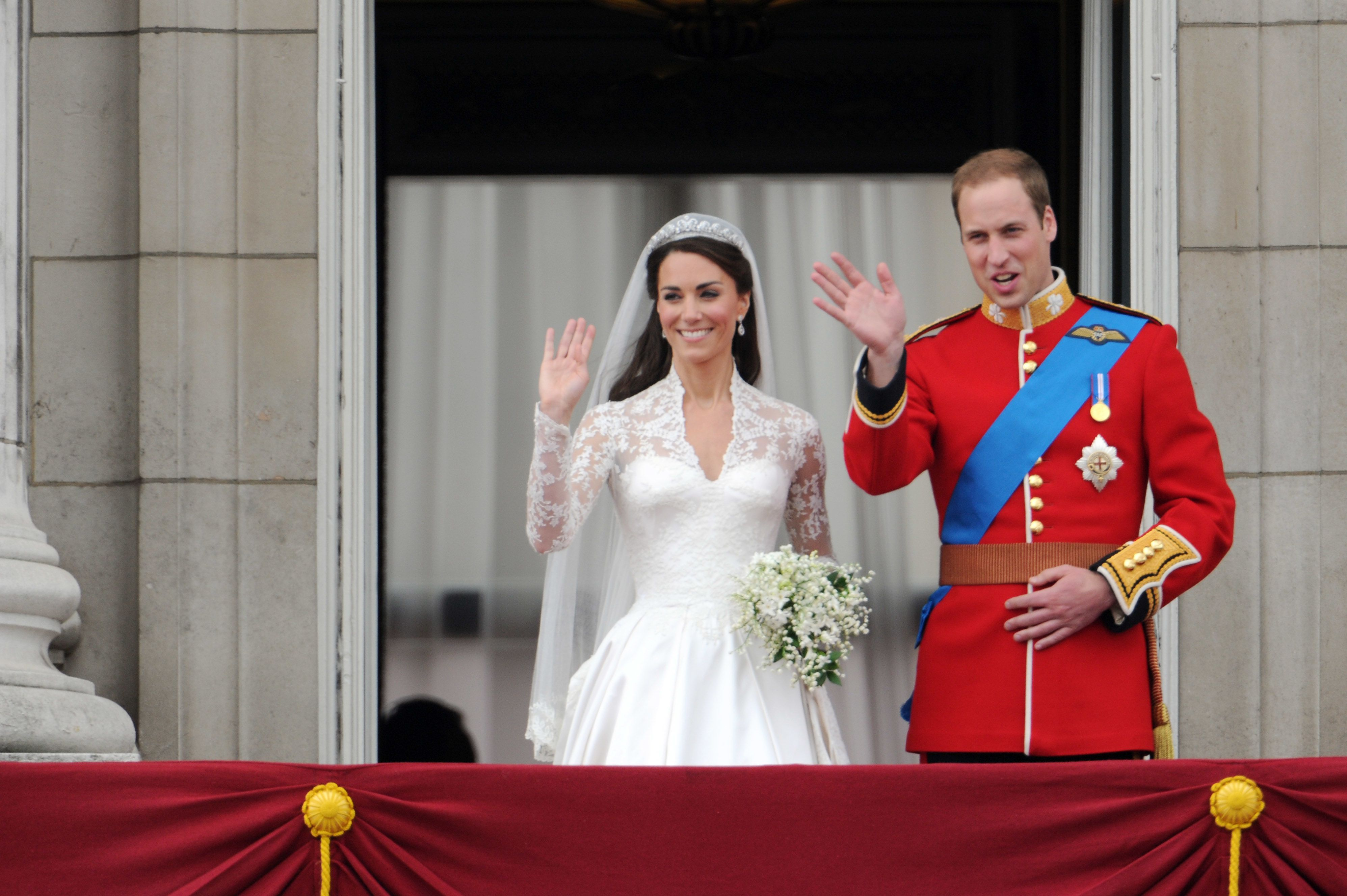 Prince William and Kate Middleton\'s Wedding Photos