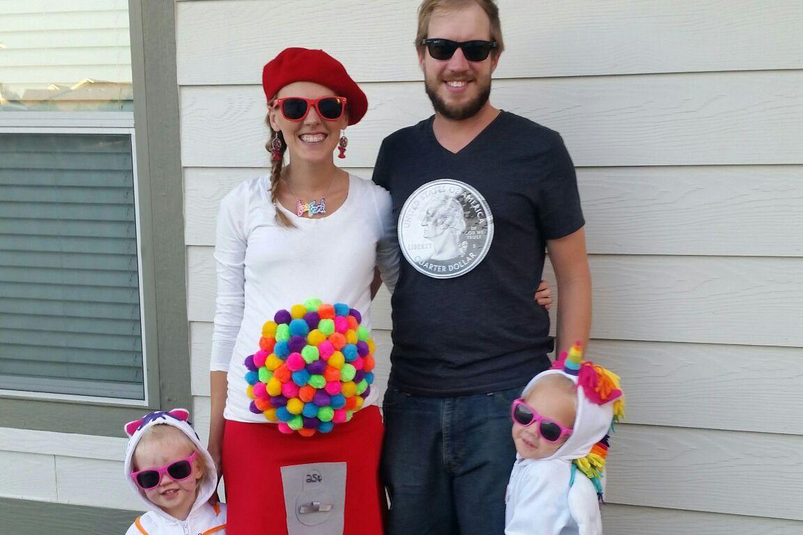 gumball maternity costume