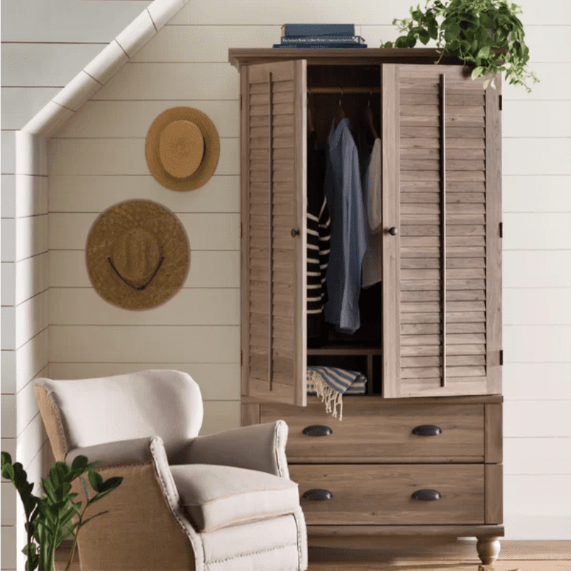 Armoire by Beachcrest Home