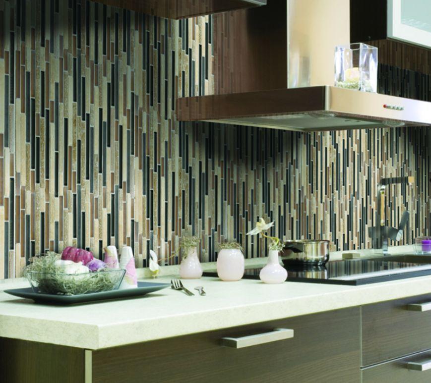 Kitchen Backsplash Ideas A Splattering Of The Most: 30 Amazing Design Ideas For Kitchen Backsplashes