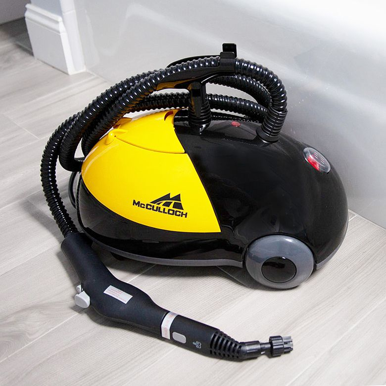 Mcculloch Mc1275 Steam Cleaner Review Decent Performance
