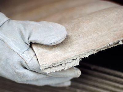 Asbestos removal and decontamination