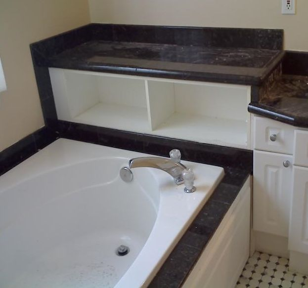 10 Ideas For Bathtub Surrounds, Bathroom Tub Surrounds