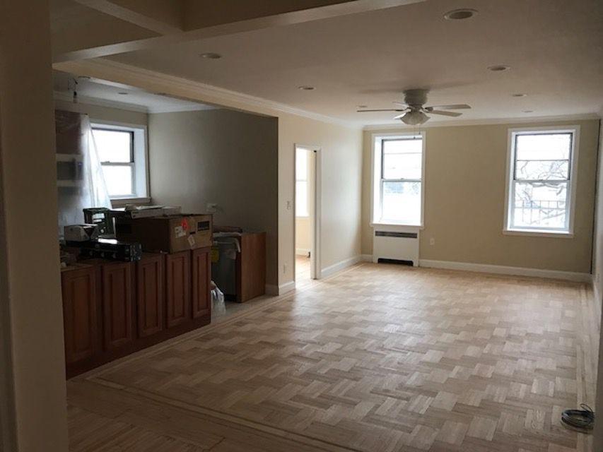 Antes del cambio de imagen del apartamento