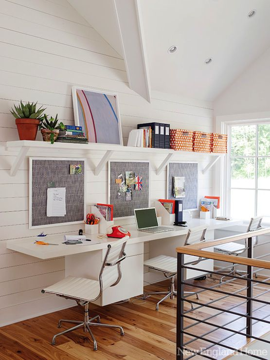 Storage Area And Study Room: 20 Homework Station Ideas For Kids And Teens