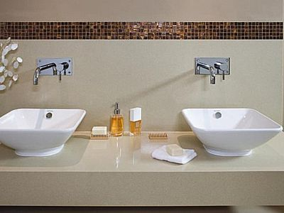 7 Ways To Get The Look Of Granite For Less Bathroom Design Tips