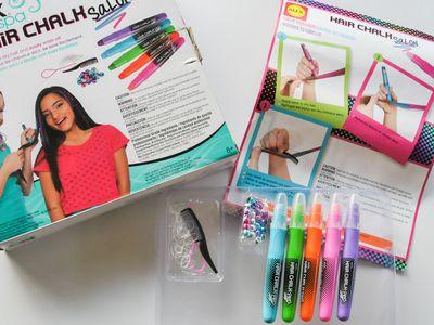 c9c718eeb Klutz Nail Style Studio Kit Review: Fun Designs
