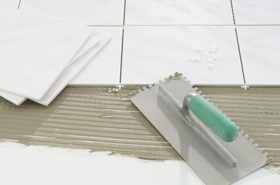 Installing flooring on a budget