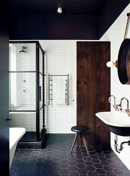 11 Ideas For Scandinavian Style Bathrooms