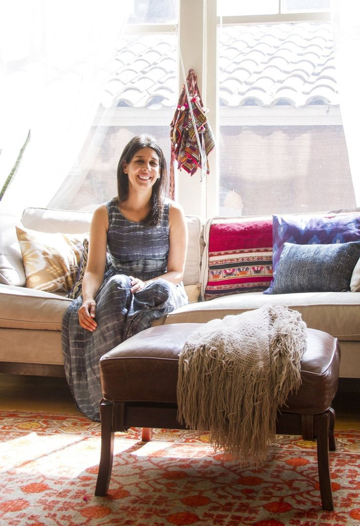 House Tour: A San Francisco Home With Global Style