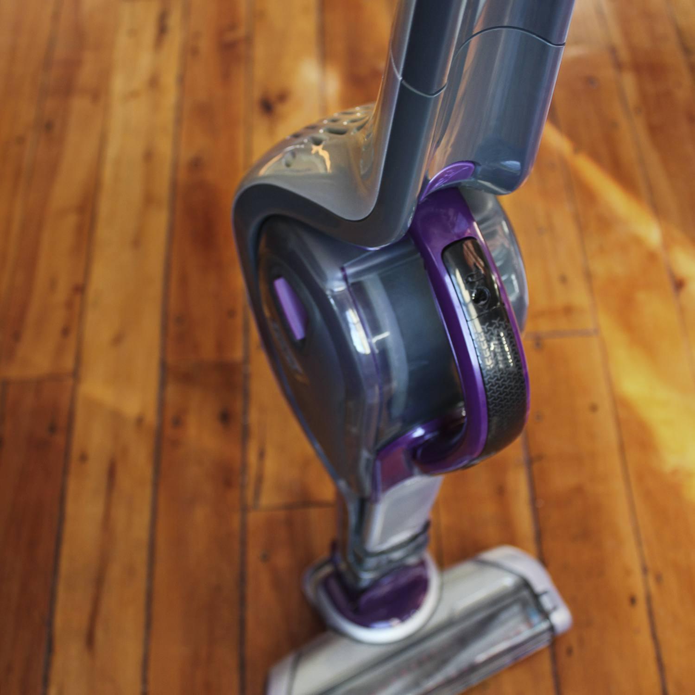 Black + Decker vacuum