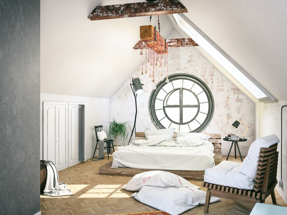 Feng Shui Tips for a Bed Above the Kitchen Stove