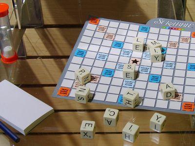 Scrabble Express