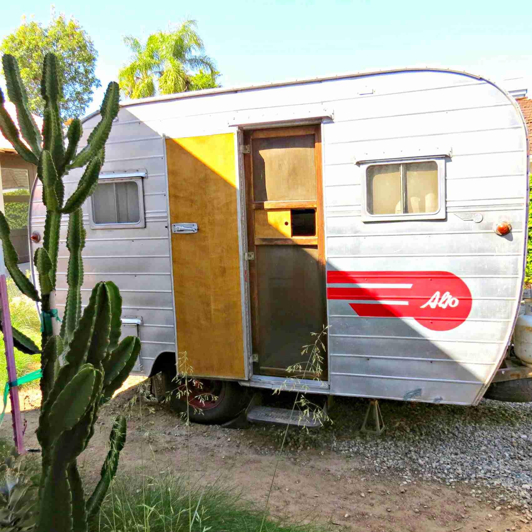 She shed trailer