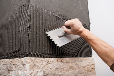 Whether To Use A V Notch Or Square Notch Tile Trowel