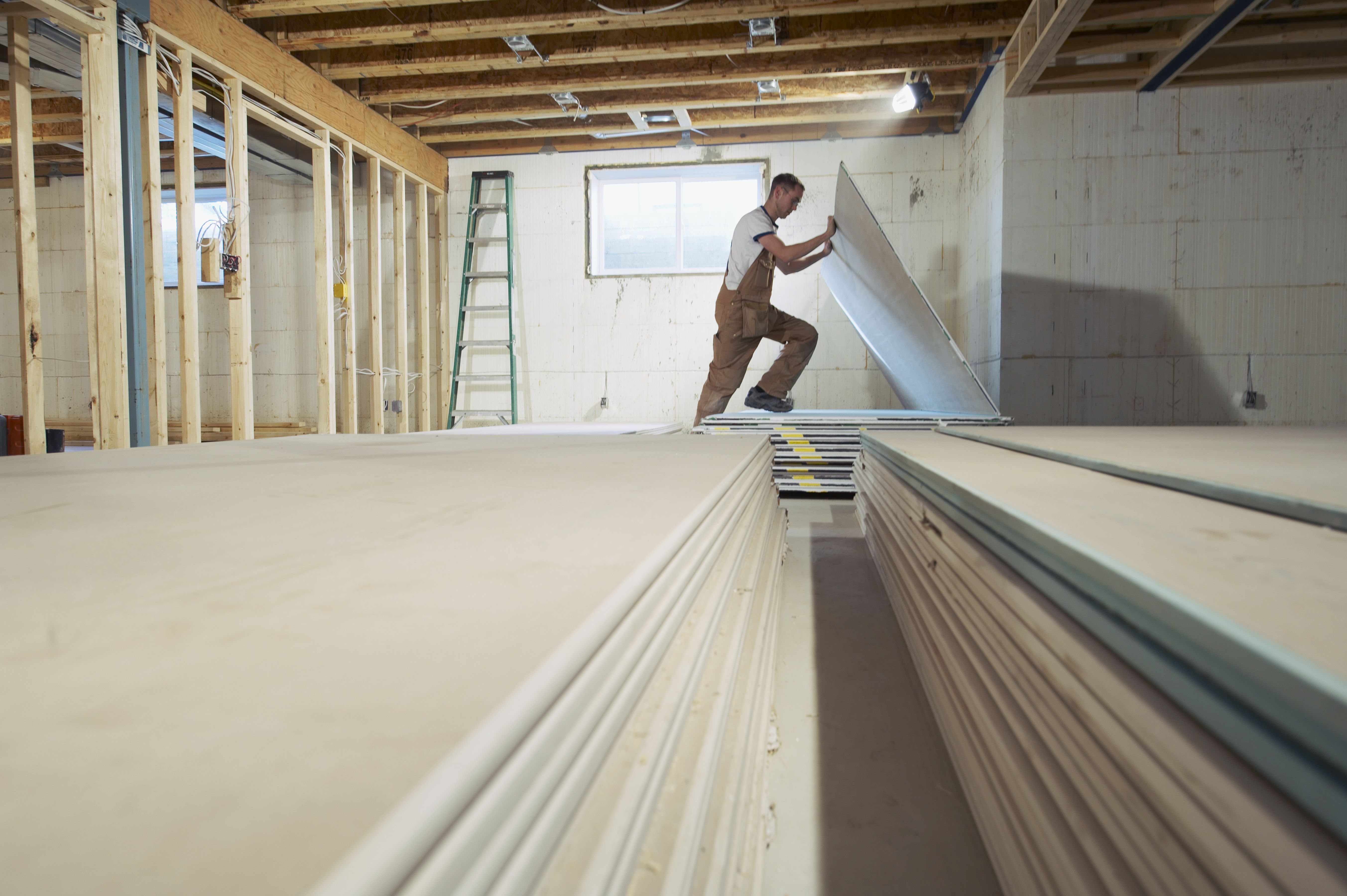 Average Basement Finishing Cost Wiring Electrical Services For Finished Basements