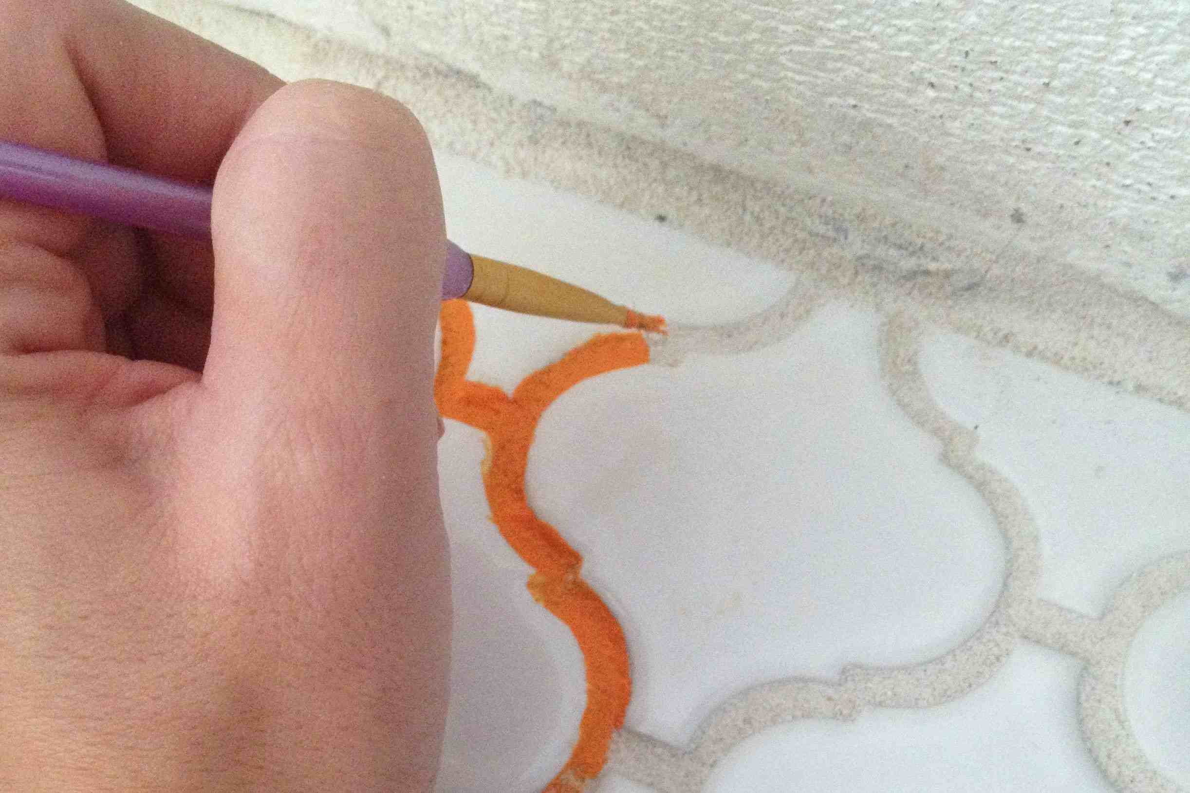 how-to-paint-grout