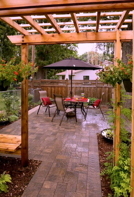 patio pavers. Southview Designs - 25 Great Patio Paver Design Ideas