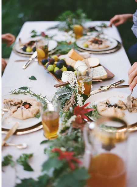 Italian Rustic Dinner Theme Guests Will Love