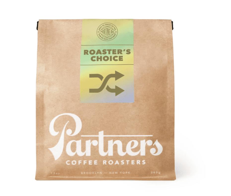 Partners Coffee Roaster's Choice Subscription