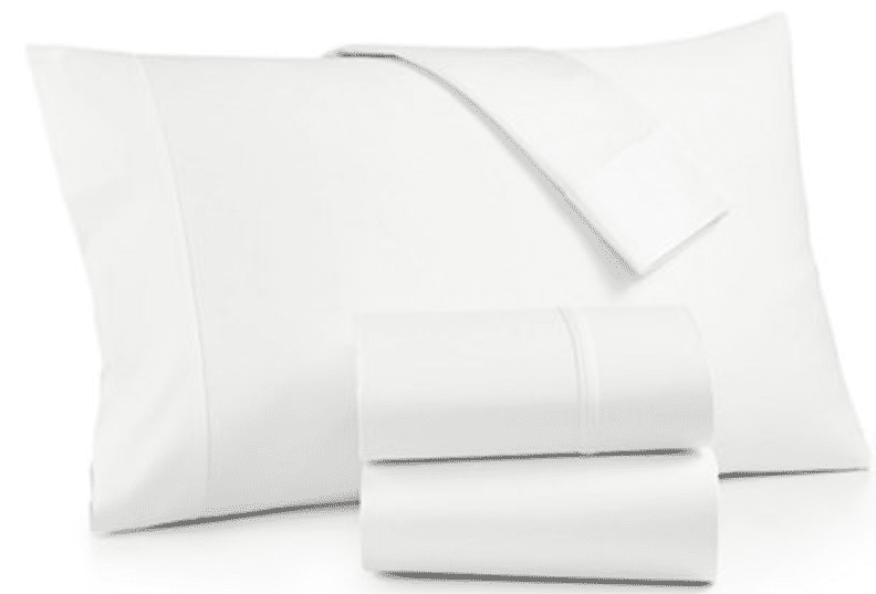 AQ Textiles Devon 4-Pc California King Sheet Set, 900-Thread Count, Created for Macy's