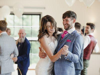 The Ultimate Wedding Reception Music Plan