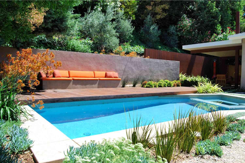 midcentury landscape design ideas