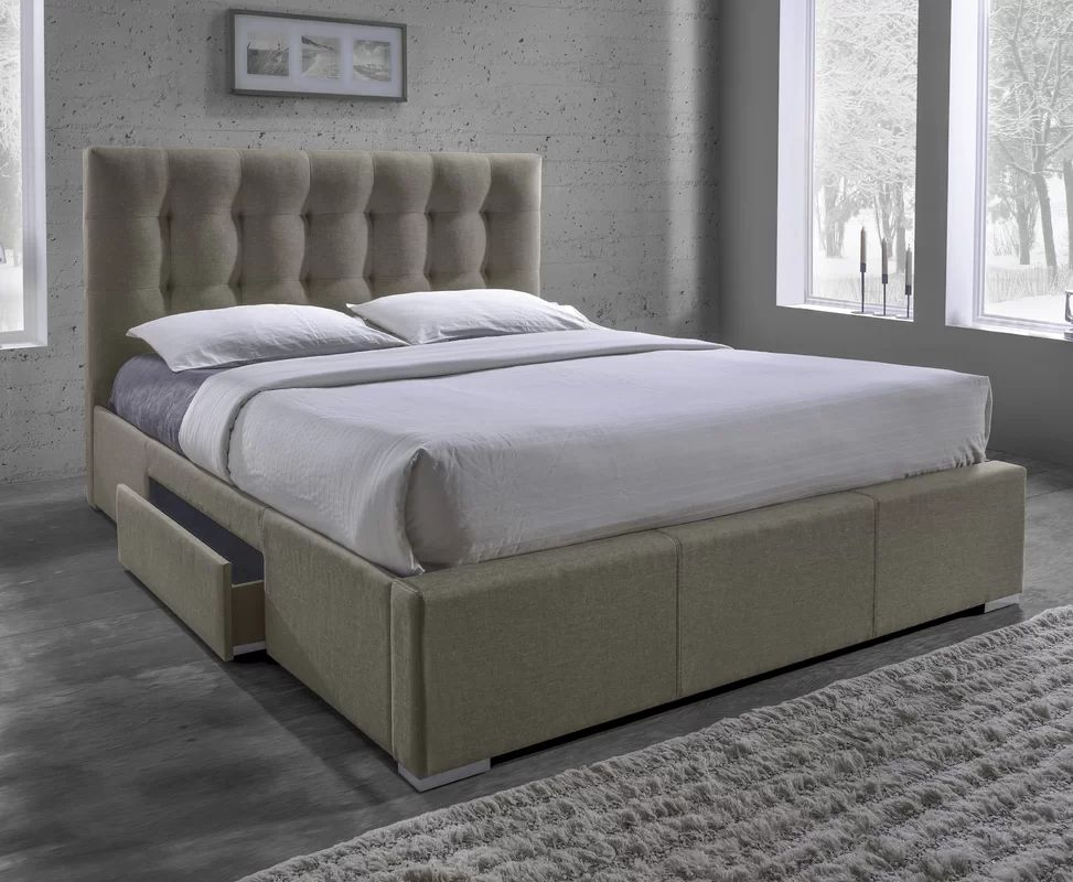 The 8 best storage beds of 2019 - Best platform beds with storage ...