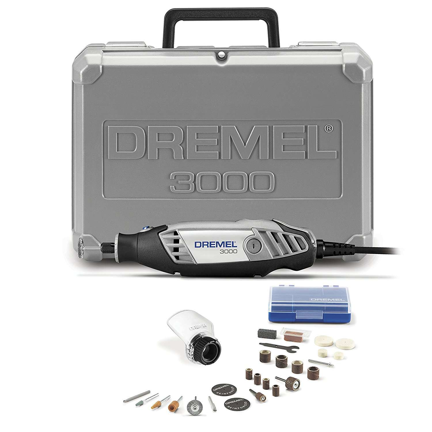 Dremel 3000 Variable Speed Rotary Tool with Flex Shaft