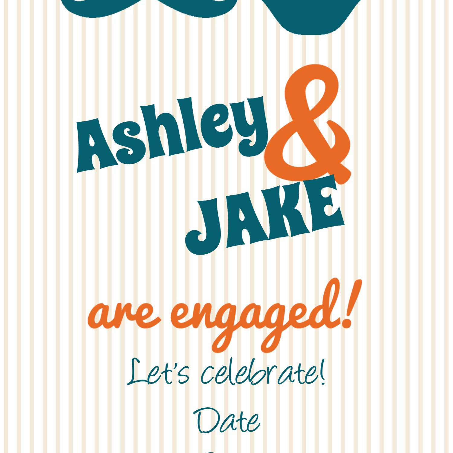 Engagement Party Online Invitations