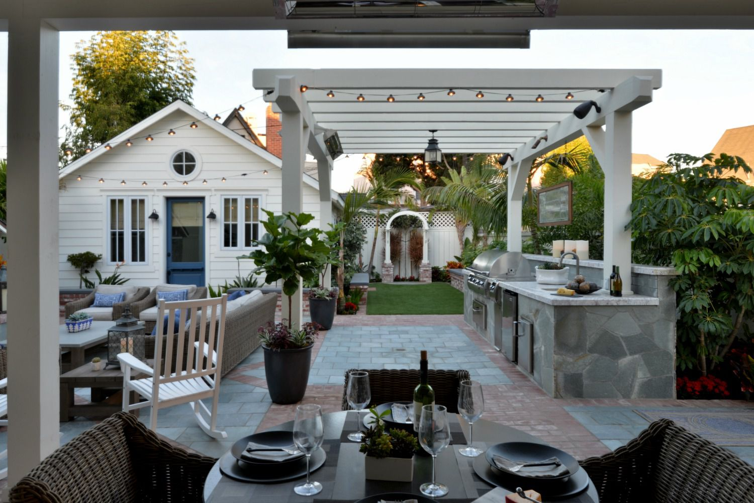 Fantastic 50 Enviable Outdoor Kitchens For Every Yard Best Image Libraries Weasiibadanjobscom