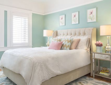 Best Paint Colours For Small Bedrooms