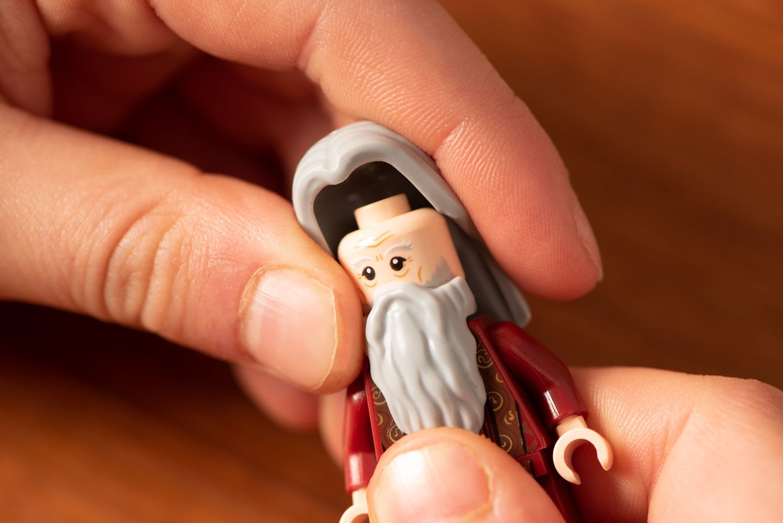 LEGO Harry Potter minifigurine