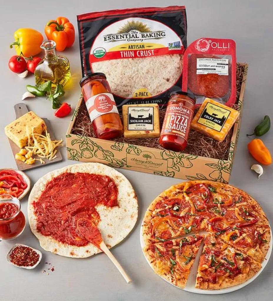 Harry & David Pizza Kit