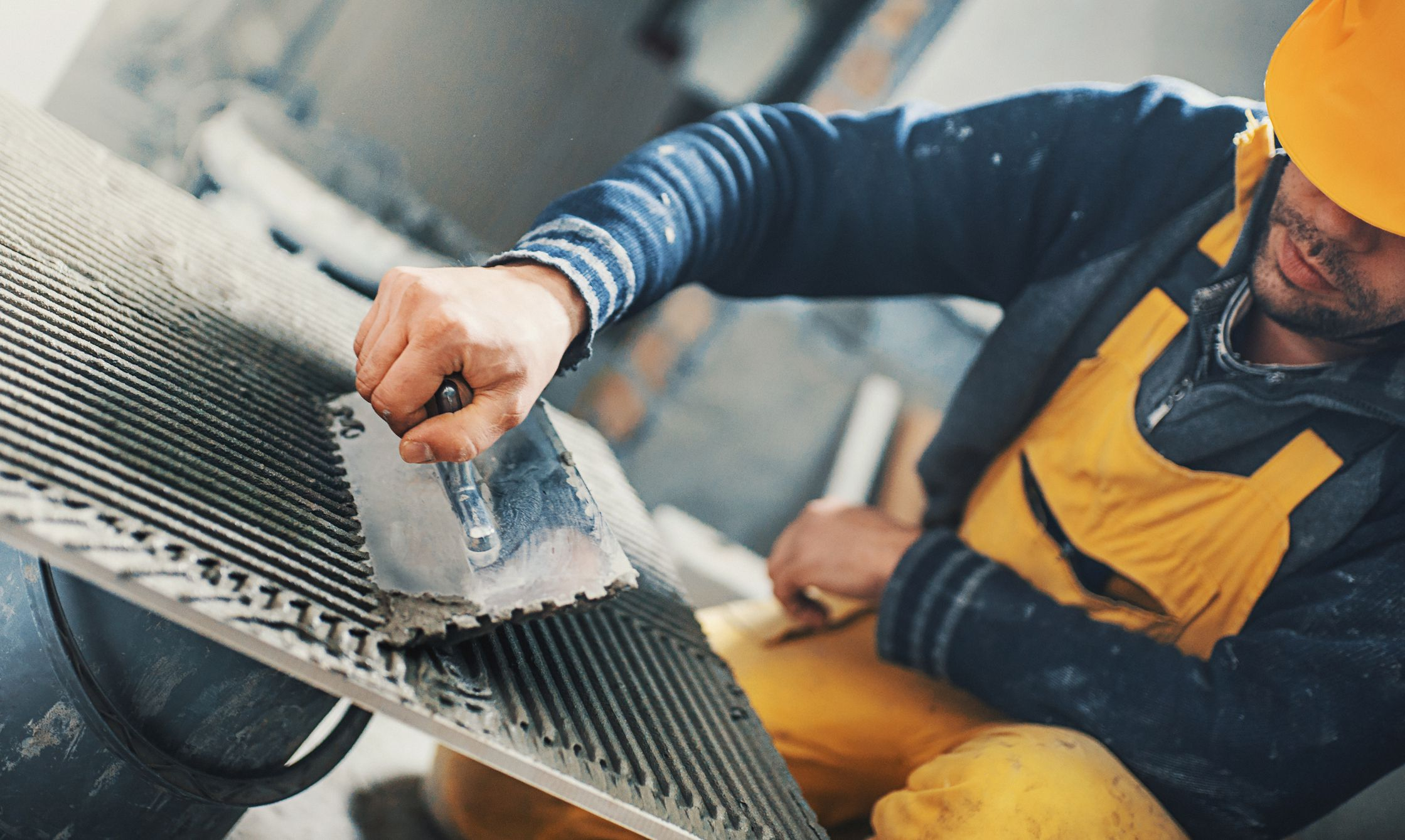 How To Choose The Correct Tile Adhesive