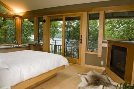 Basics Of A Woodland Bedroom