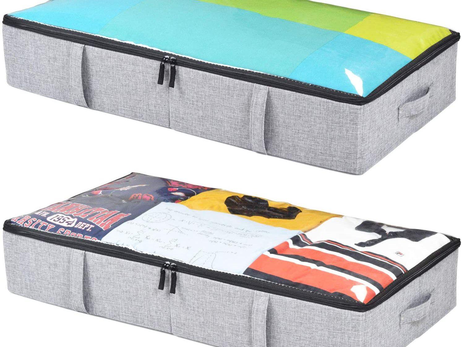 The 7 Best Under Bed Storage Organizers