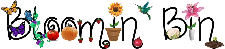 Bloomin' Bin