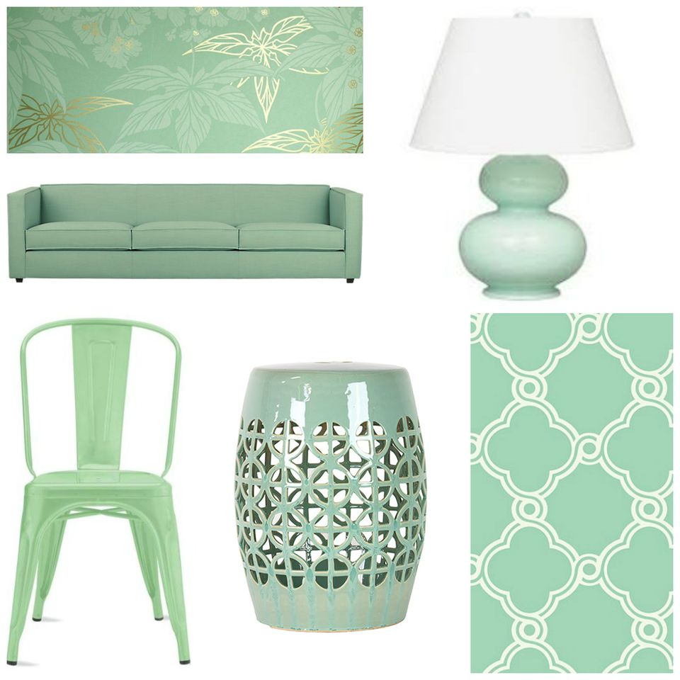 Cool How To Decorate A Room Using Mint Green Machost Co Dining Chair Design Ideas Machostcouk