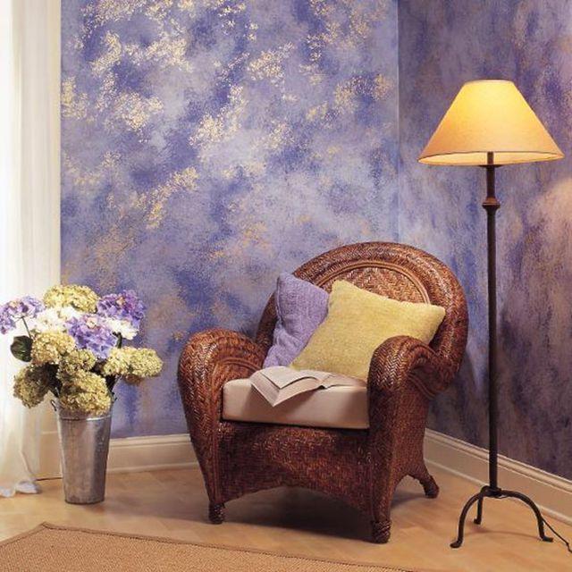 10 Decorative Paint Techniques For Your Walls