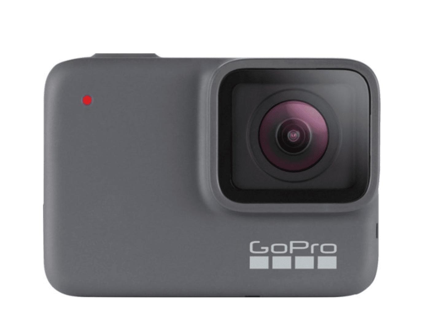 HERO7 Silver 4K Waterproof Action Camera