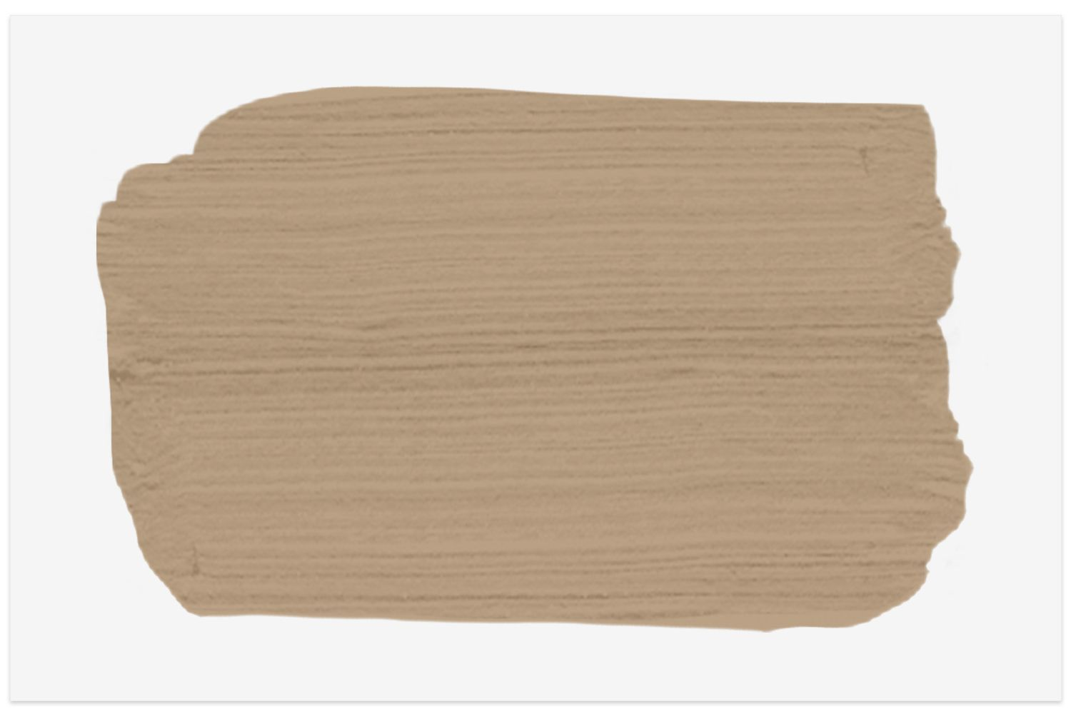Latte paint swatch from Sherwin-Williams