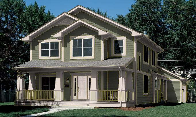 House Paint Ideas For Exterior