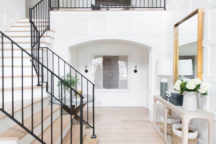 Foyer Tile Utah : Flooring ideas for entryways
