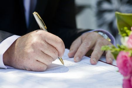 Marriage Certificate Definition